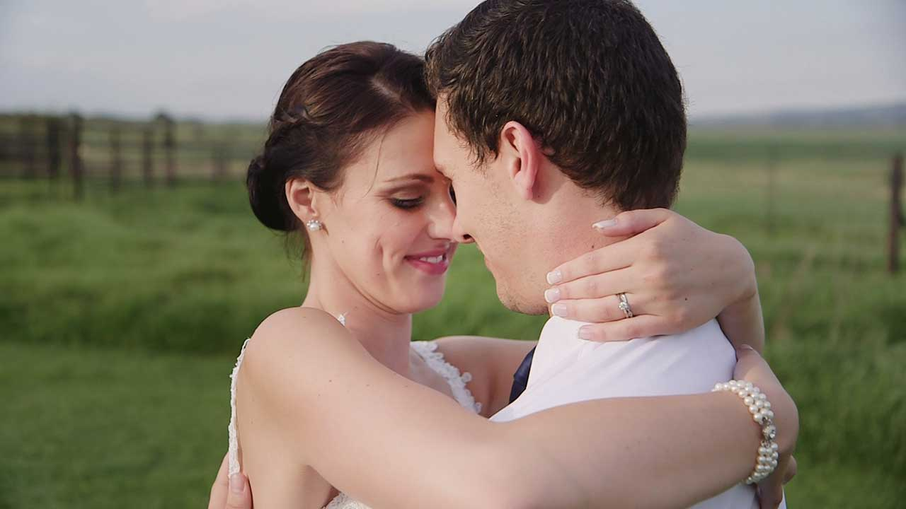 Pieter en Megan
